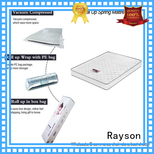 Synwin free delivery roll out memory foam mattress super-quick delivery at discount
