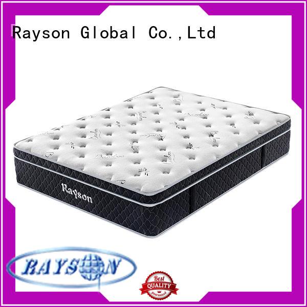 Synwin gel memory foam hotel king mattress luxury