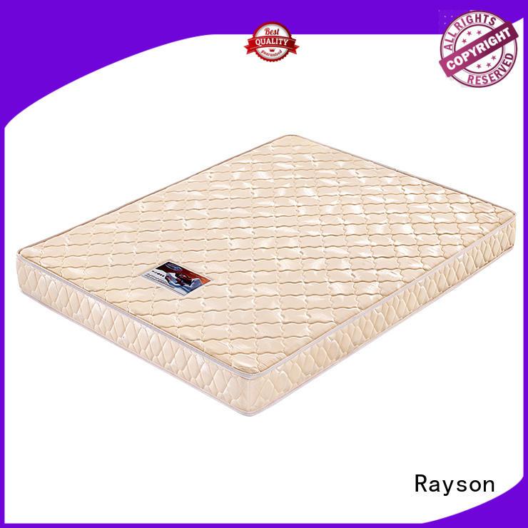 single pu sale twin foam mattress Rayson manufacture