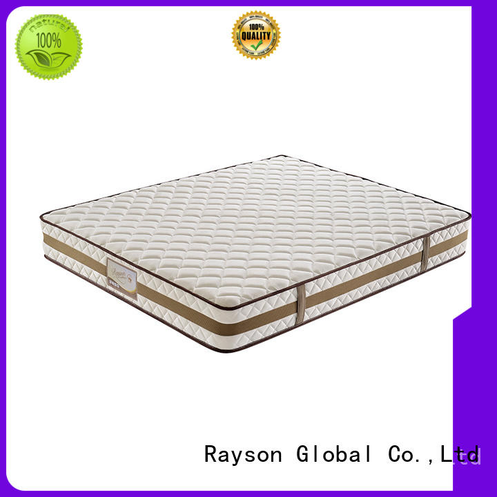 Rayson chic design best pocket coil mattress wholesale at discount