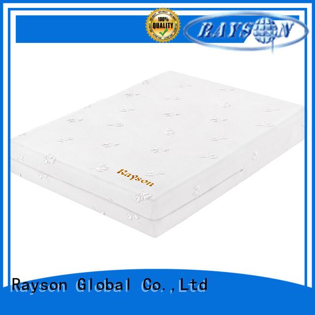 customized soft memory foam mattress free design for sound sleep