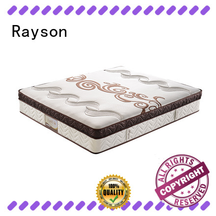 tight top pocket spring mattress double low-price high density