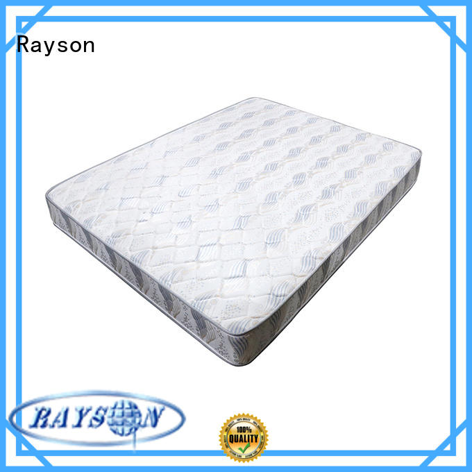 Synwin double side spring bed mattress luxury high-quality