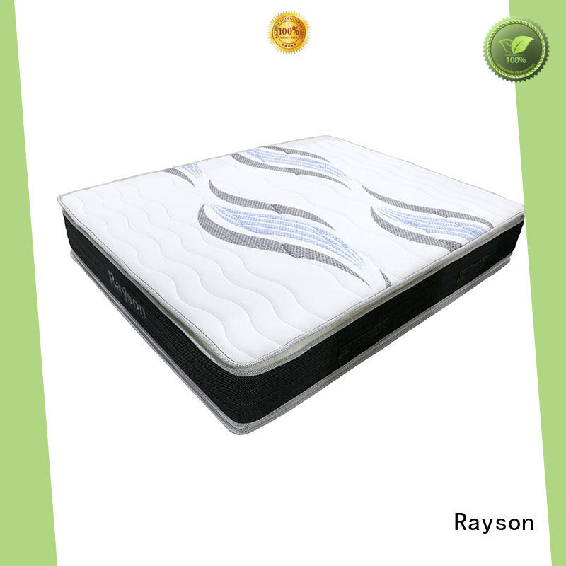 Synwin luxury pocket spring mattress knitted fabric light-weight