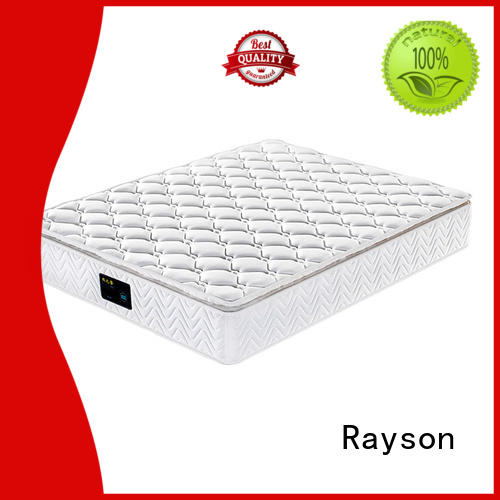 memory foam and pocket spring mattress king size light-weight Synwin