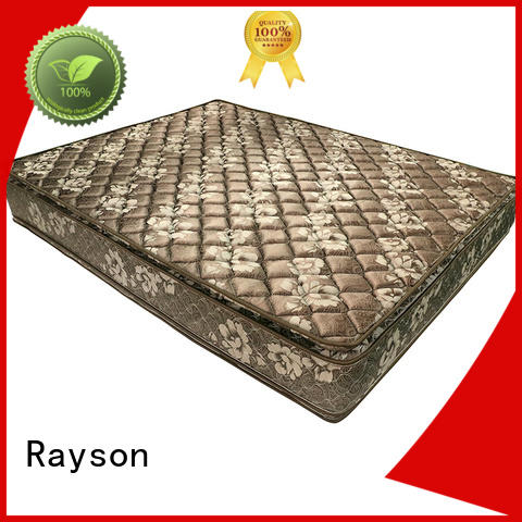 Rayson double side coil mattress tight high-quality