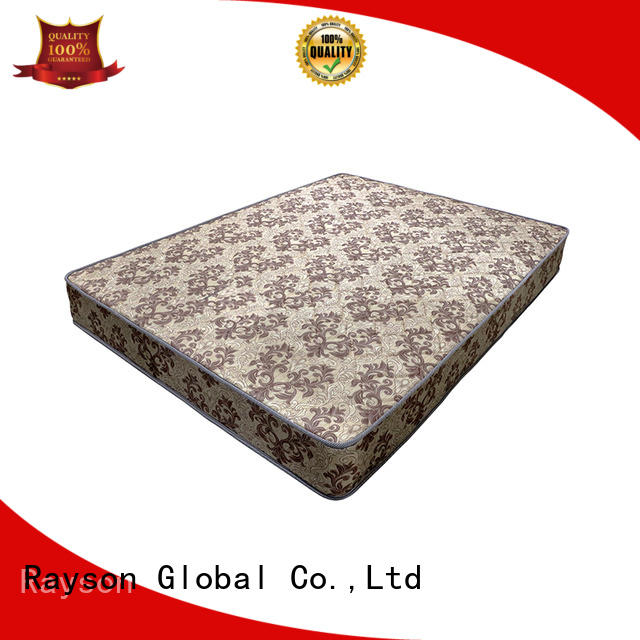 Rayson experienced memory spring mattress luxury for star hotel