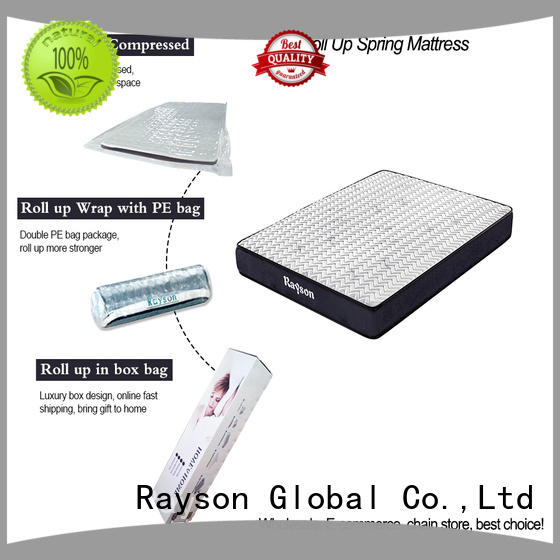 Rayson roll up foam mattress at discount high-quality