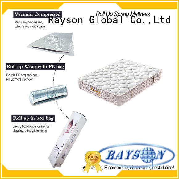Synwin mattress shipped rolled up 25cm height at discount