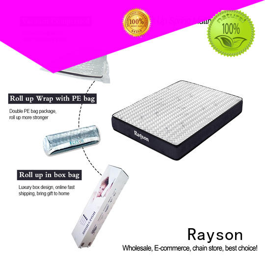 Synwin roll up foam mattress at discount with spring
