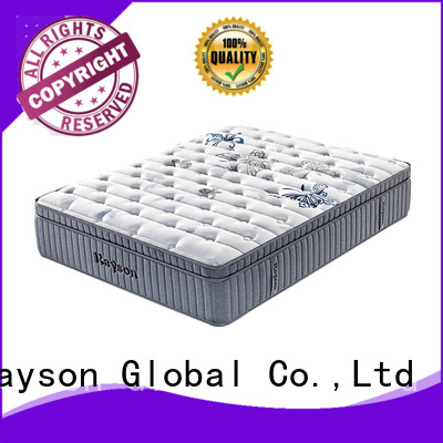 zone back available Synwin Brand pocket spring mattress supplier