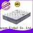 zone back available Rayson Brand pocket spring mattress supplier