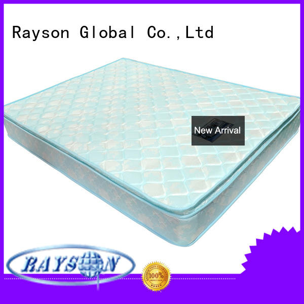Rayson luxury continuous spring mattress vacuum high-quality