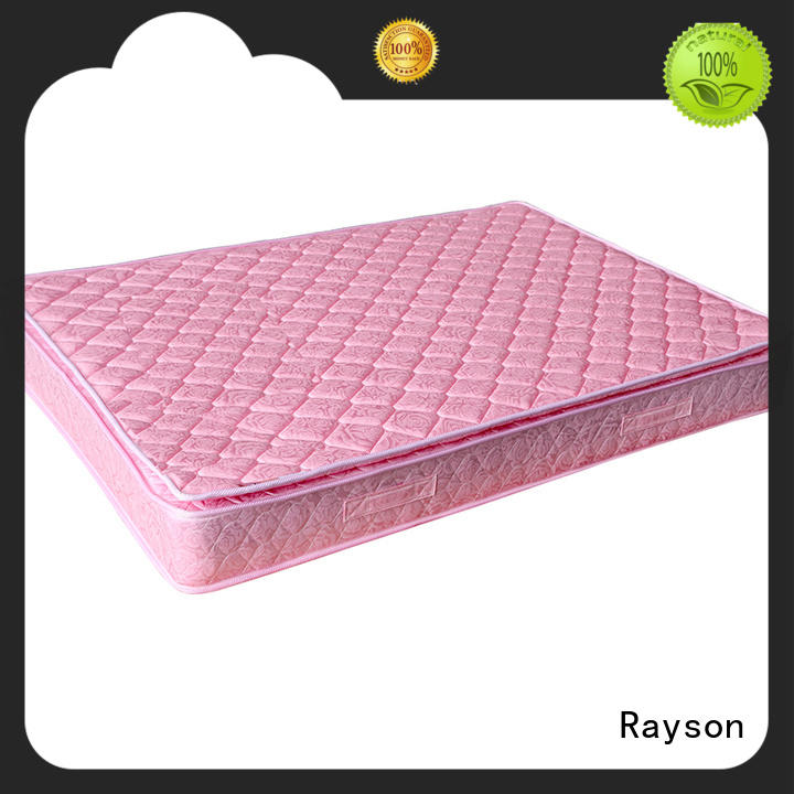 Rayson experienced best continuous coil mattress for star hotel