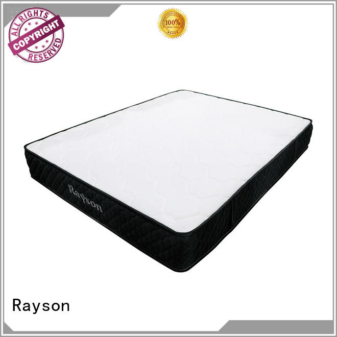 Rayson luxury best pocket sprung mattress wholesale at discount
