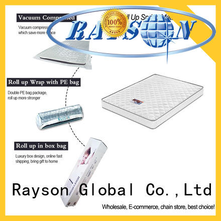 Synwin favorable rolling bed mattress super-quick delivery at discount