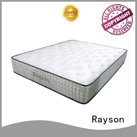 high-quality pocket sprung and memory foam mattress knitted fabric at discount