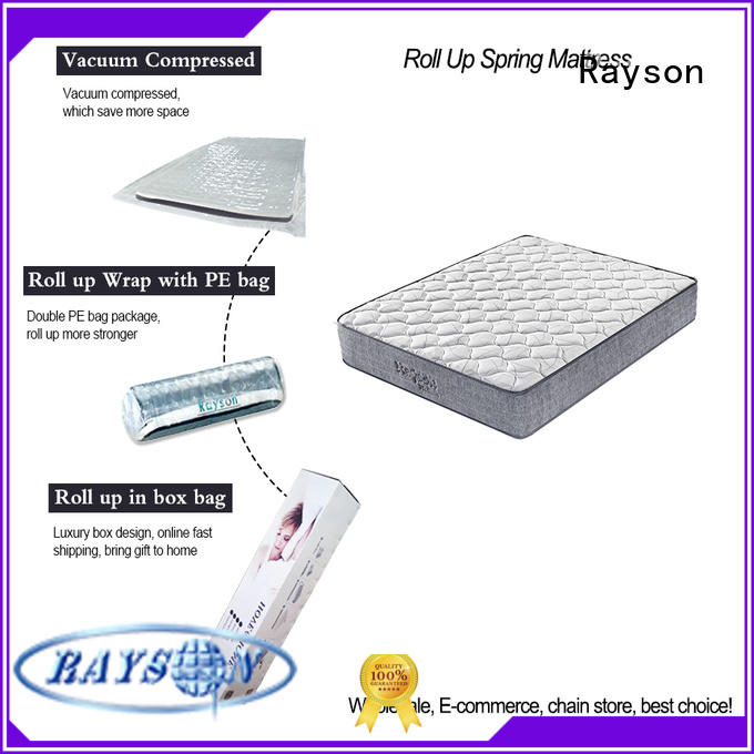 Synwin full size rolled mattress in a box 25cm height
