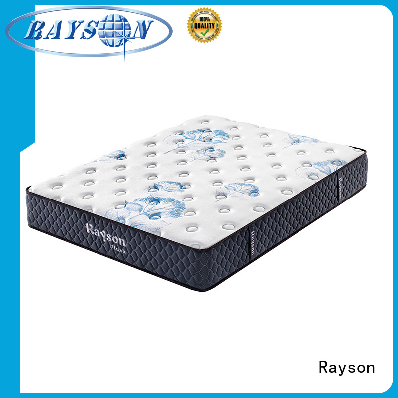 pocket sprung memory foam mattress back density customized Warranty Synwin