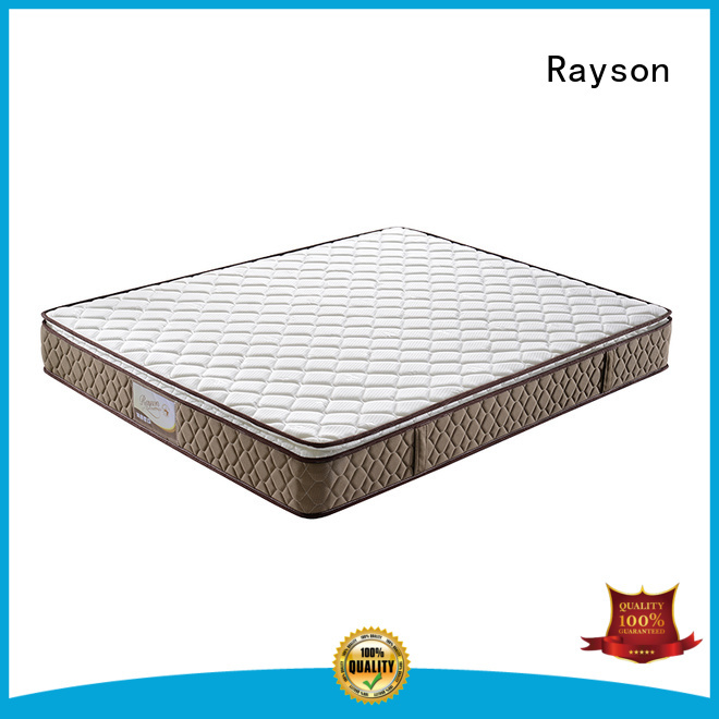 luxury bonnell spring mattress price high-density with coil