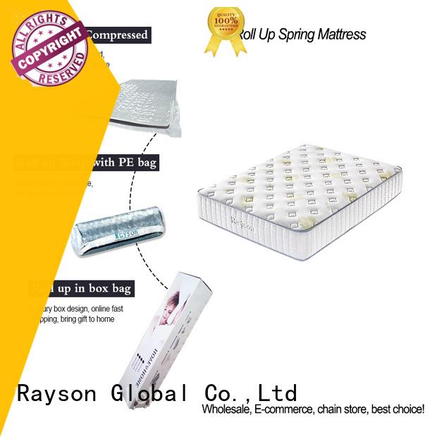 Hot roll up mattress queen king Synwin Brand