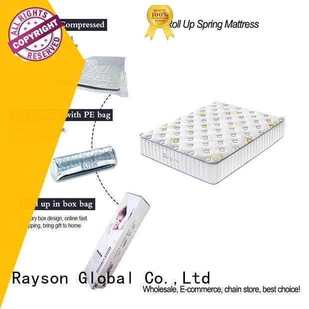 Hot roll up mattress queen king Rayson Brand
