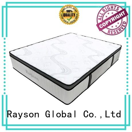 Customized Europe top pocket spring mattress factory direct