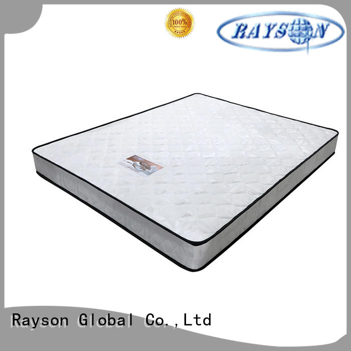 living room tufted bonnell spring and memory foam mattress high-density sound sleep Rayson