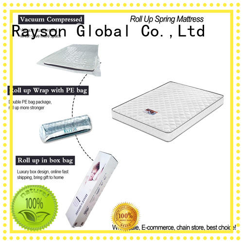 Synwin free delivery roll up floor mattress professional after-sales supported