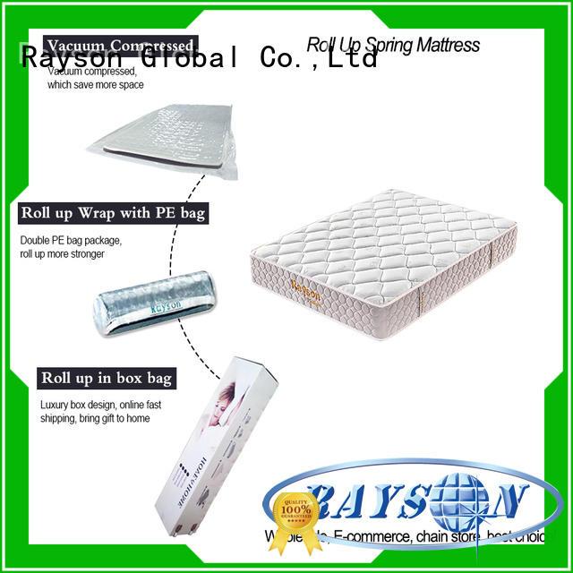 Synwin coil box rolled memory foam mattress vacuum compressed