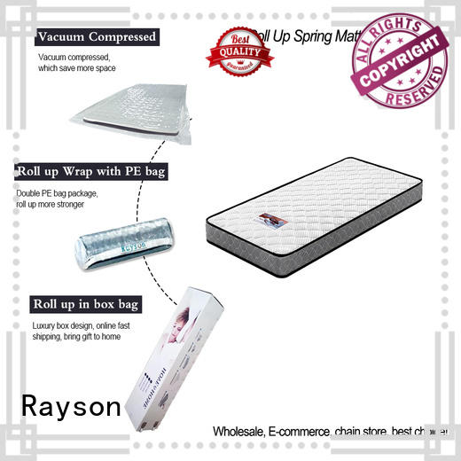Synwin custom rolled mattress super-quick delivery free delivery
