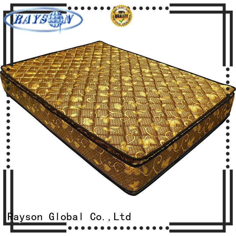 luxury continental mattress tight high-quality Rayson