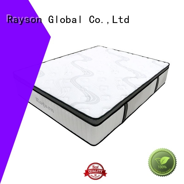 Synwin customized king size pocket sprung mattress knitted fabric light-weight