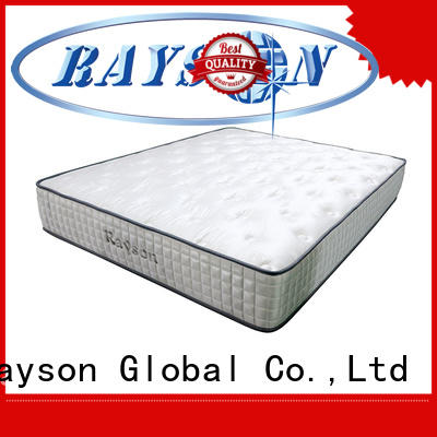 available pocket coil mattress chic design knitted fabric high density