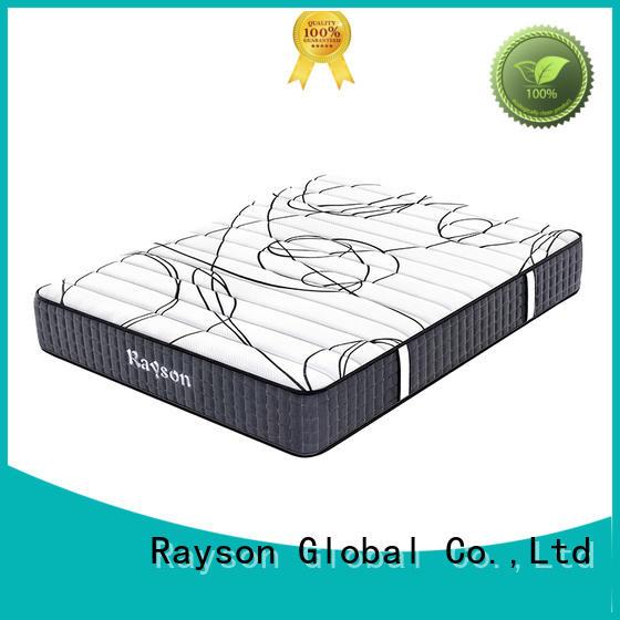 star 20cm sides rsp2s Rayson Brand pocket spring mattress supplier