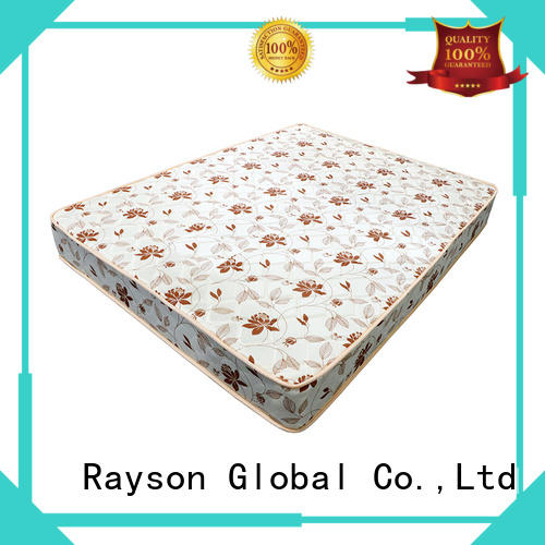 Rayson continuous continuous spring mattress compressed for star hotel