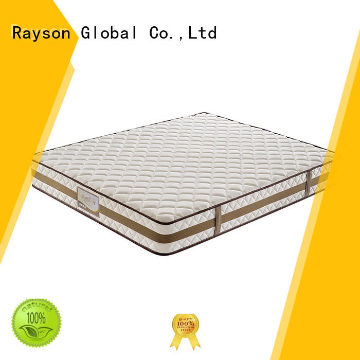 Synwin customized best pocket spring mattress chic design high density