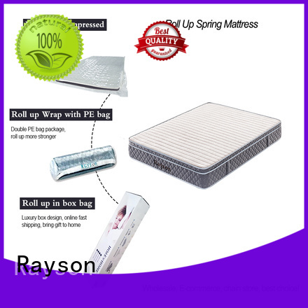 roll available full roll up mattress queen Synwin manufacture