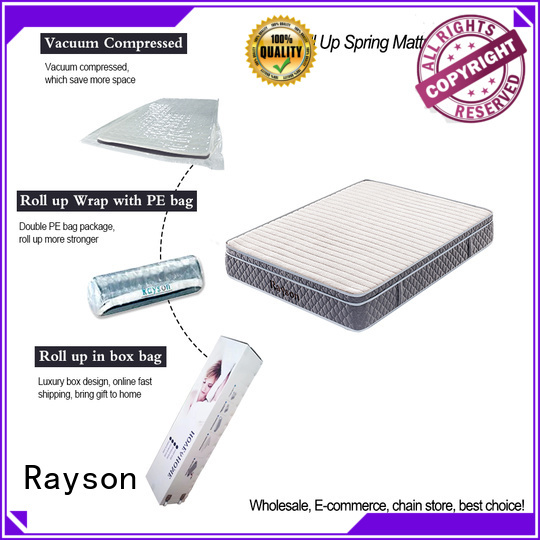 Synwin latex rolled foam mattress vacuum compressed at discount