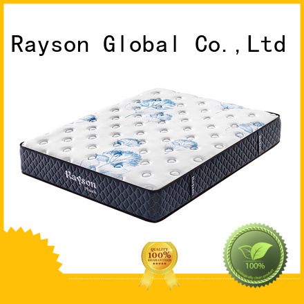Synwin available memory foam and pocket spring mattress king size high density
