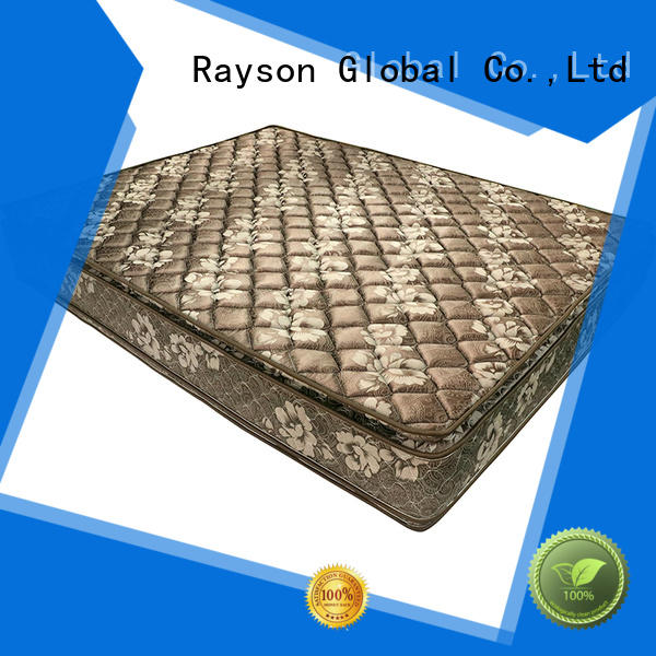 Rayson wholesale coil sprung mattress high-quality