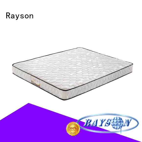 Rayson bedroom bonnell spring memory foam mattress luxury with coil