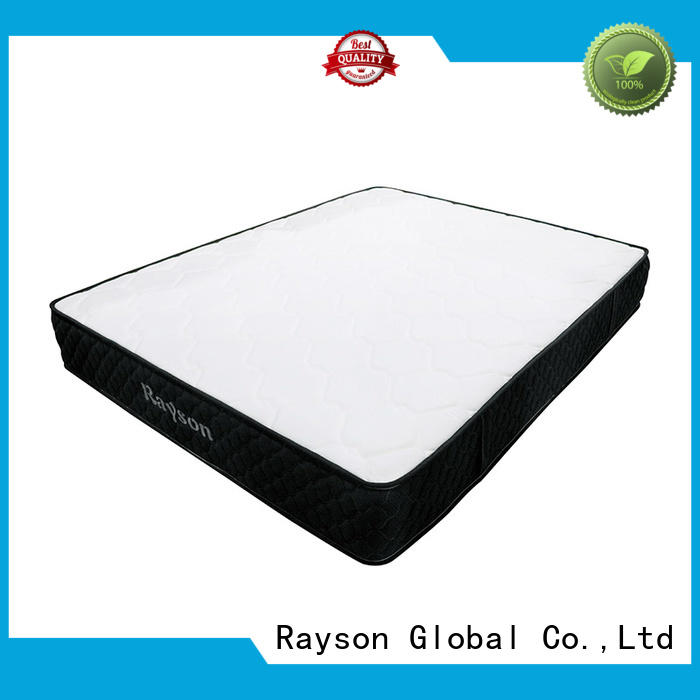 Rayson king size best pocket coil mattress wholesale at discount