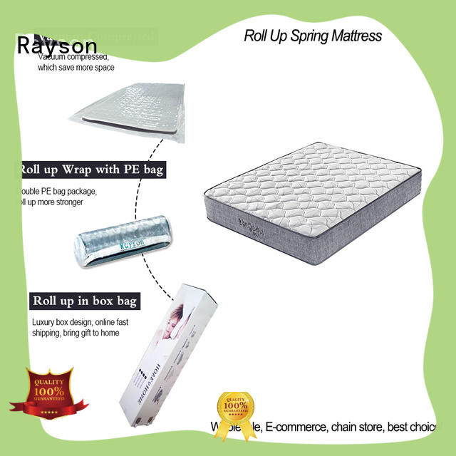 Synwin king size roll up bed mattress tight at discount