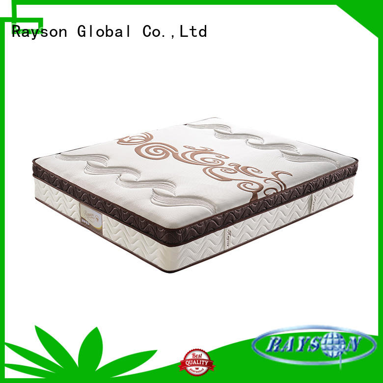 Synwin luxury single pocket sprung mattress wholesale light-weight