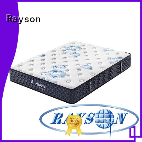 Synwin luxury pocket spring mattress double knitted fabric light-weight