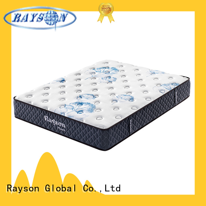 customized pocket spring mattress chic design wholesale at discount
