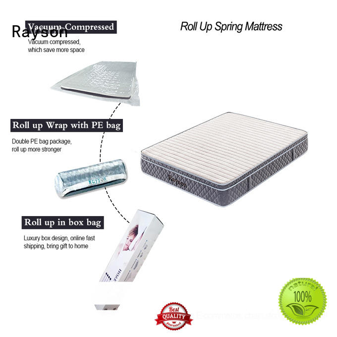 Synwin comfortable roll up bed mattress tight for wholesale