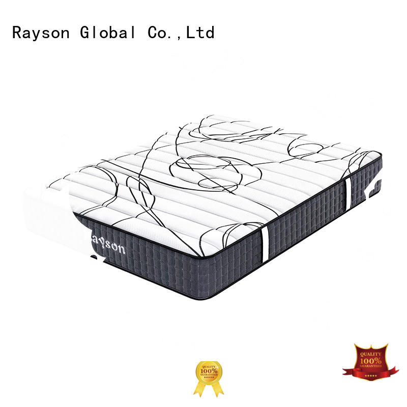 roll coil available pocket Rayson Brand rolled foam mattress supplier