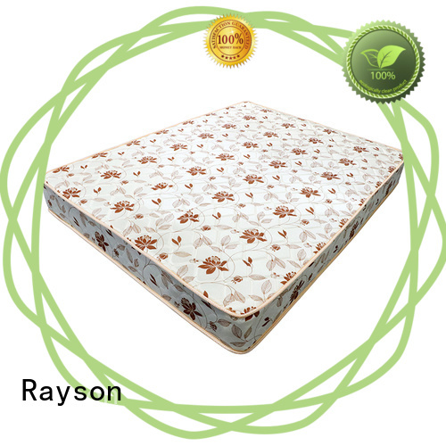 double side continuous coil spring mattress wholesale compressed for star hotel
